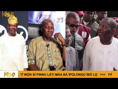 So sad! Veteran actor, Baba Suwe needs urgent medical attention, cries out for help as he is dying