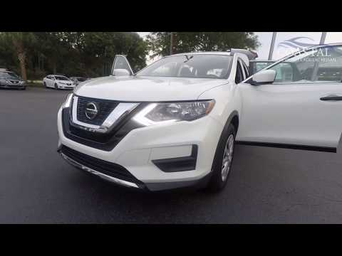 Certified Pre-Owned 2018 Nissan Rogue FWD S