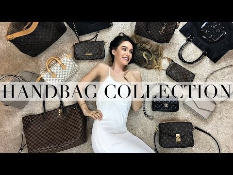MY HANDBAG COLLECTION 2017 | Shea Whitney