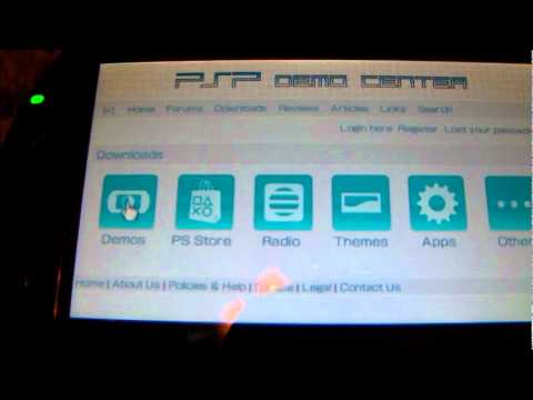 Download free game demos for psp.