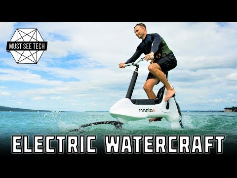 Top 5 Electric Water Vehicles For Fun And Recreation In 2018