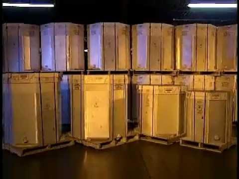 EZ-BULK & EZ-DRAIN Corrugated Bulk Liquid Container System