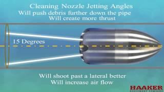 Flow Pressure Nozzles