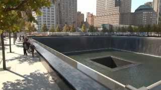 A Look at the 9/11 Memorial