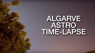 Astronomical (Astro) Photography Time-lapse - My God, it's full of stars.