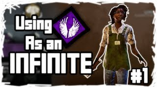 Using HOPE as an Infinite - Dead By Daylight (Gameplay)