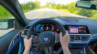 [WR Magazine] 2021 BMW M4 6MT - POV Test Drive (Binaural Audio)