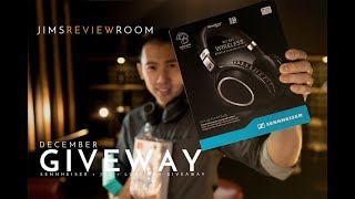 Sennheiser $400 PXC550 Active Noise Cancelling Headphones! - DECEMBER GIVEAWAY