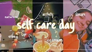 A fall self care day🎃🍃