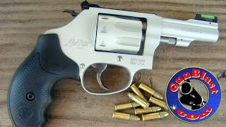 "Shooting the Smith & Wesson Model 317 22 AirLite ""Kit Gun"" - Gunblast.com"