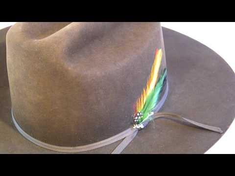 STETSON 4X RANCHER WESTERN COWBOY HAT
