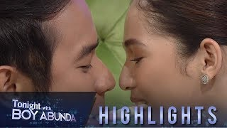 TWBA: Barbie and JM take on 'Truth or Dare' challenge