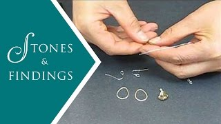 Jewelry Project - How To Make Swarovski Crystal Earrings