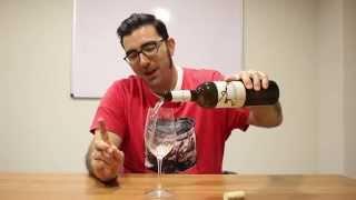 Cata del vino Arbantia Albariño 2013 - Bodegas Ethereo