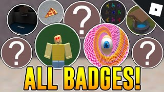 How To Get ALL OF THE BADGES In MEME SIMULATOR 3D | Roblox