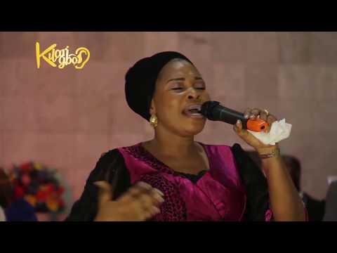 Gospel Singer, Tope Alabi Praises God To Mark  Lagos @ 50th (Nigerian Entertainment)
