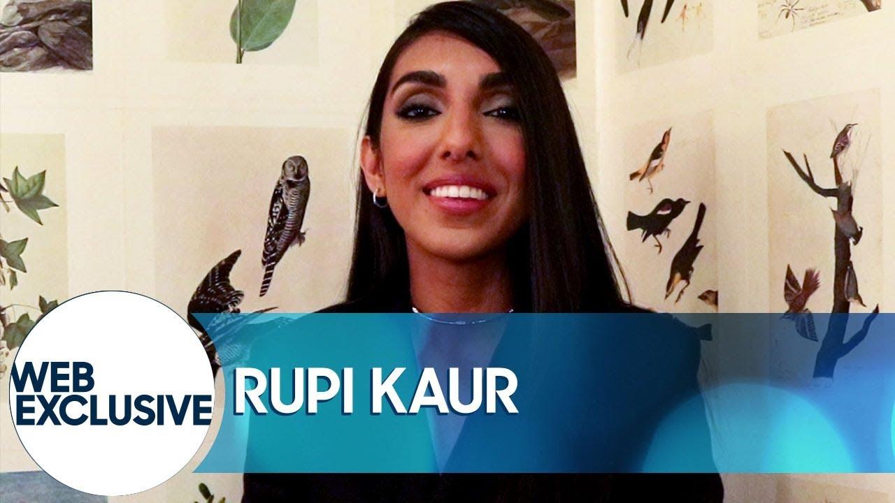 """Rupi Kaur Performs """"vacation"""" thumbnail"""