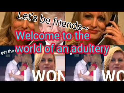 Emmanuel Macron & Whore of Croatia Adultery Pornography COMPLETE