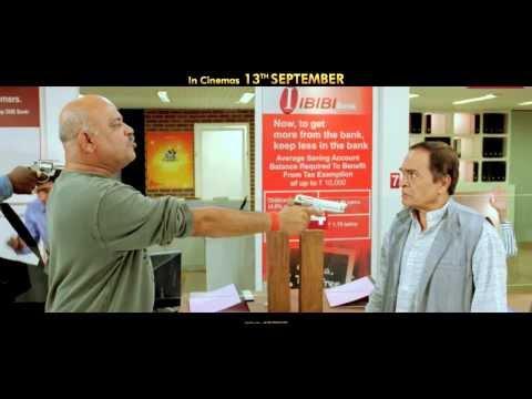 Haath Upar kar Gadhey!! Grand Masti Dialogue Promo