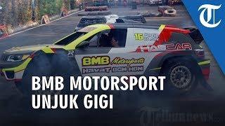 BMB Motorsport Unjuk Gigi Mobil Baru di Otobursa Tumplek Blek 2019