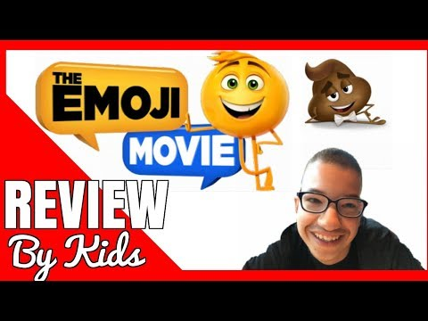 Emoji Movie 2017 – A Kids Review