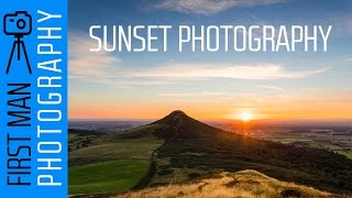 Sunset Photography - How to do Bracketing Photography