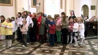 preview picture of video 'Kongres Misyjny Archidiecezji Katowickiej, Mikołów, 21 kwietnia 2012 r.'