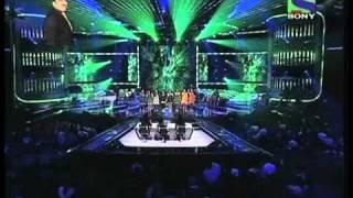 X Factor India - Last Minute's super performance on Kahin