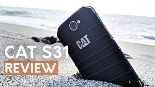 CAT S31 review