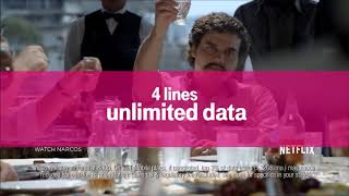 Download Youtube: T Mobile's Netflix Commercial in a Nutshell
