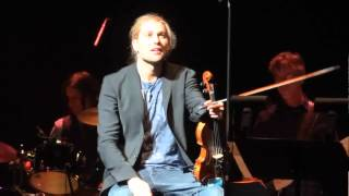 "David Garrett - ""You Raise Me Up"""