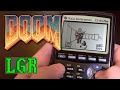 LGR  Doom on a Calculator Ti83 Plus Games Tutorial