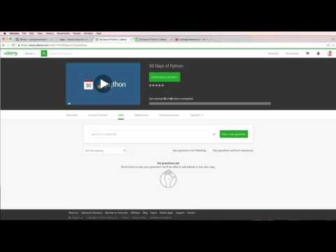 30 days of python - 002 Getting Help