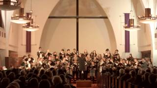 Lo, How a Rose E're Blooming - Vancouver Youth Choir