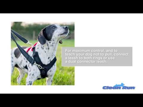 Overview: Perfect Fit Modular Fleece-Lined Harness