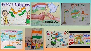 Picture Of Picture Of Republic Day For Drawing