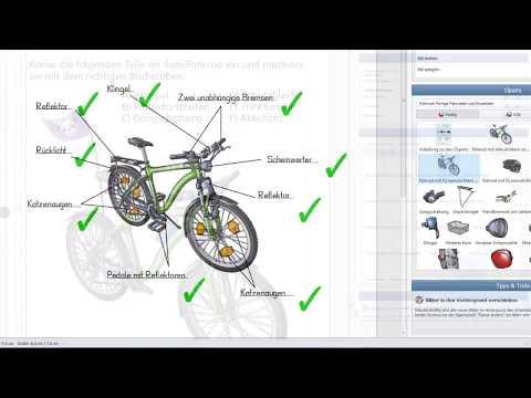 Tipps zum Materialpaket: Fahrräder und Fahrradausrüstung
