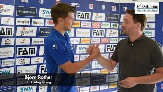 FCM: Björn Rother im Interview