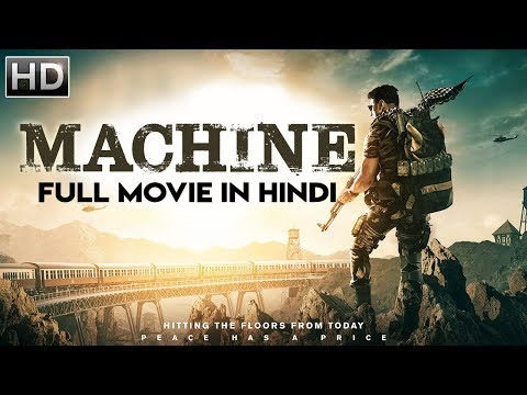Machine (2018) | NEW RELEASED Full Hindi Dubbed Movie | Shraddha Srinath | 2018 Dubbed Movie