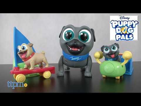 cbfaa28c76b Puppy Dog Pals Surprise Action Bingo from Just Play