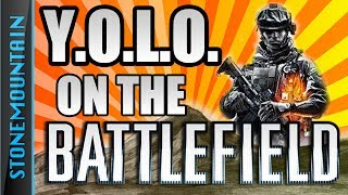 "FALL IN LINE!! ""YOLO On The Battlefield"" [23] - StoneMountain64"