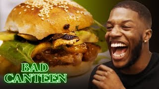 Best Burger Challenge | BAD CANTEEN - EP#4 - A New Cooking Show on Kyra TV | Kholo.pk