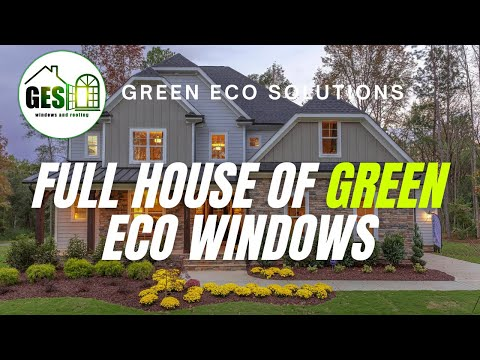Full House of GES Windows Coming to Easton