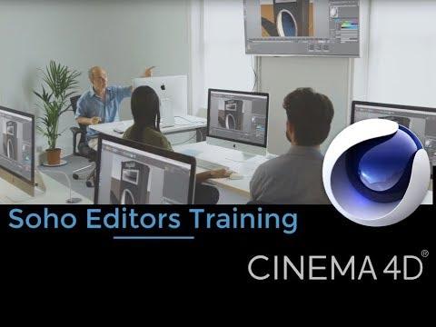 Cinema 4D Courses in London
