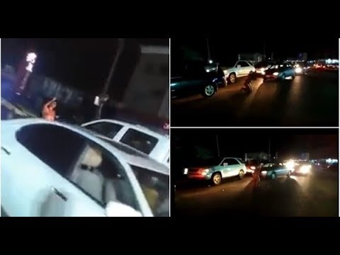 Update: Lady reportedly runs mad after being dropped by flashy car in Owerri, gets delivered