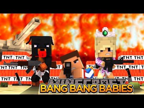 Minecraft Tiny Club Adventures - BANG BANG BABIES - Little Baby Max