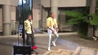 Jah Prayzah ft Davido Music mp3 shoot (behind the scene May 2017)