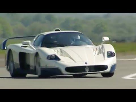 Maserati Stig Lap | Top Gear