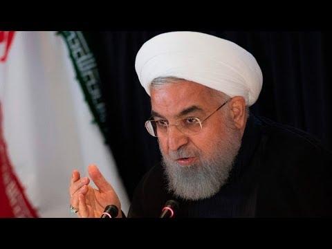 Iran defies pressure from restored U.S. sanctions