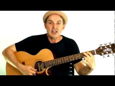 Beginning Guitar Chords 101 - Lesson #12 - Chord Families G, C, D